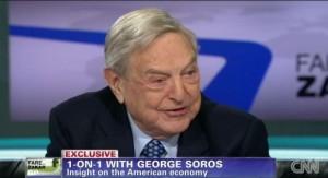 US economy - George Soros