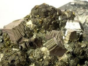 Wolframite-Stannite-Arsenopyrite-119116