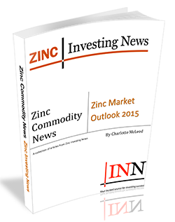 Zinc Commodity News and Zinc Market Outlook