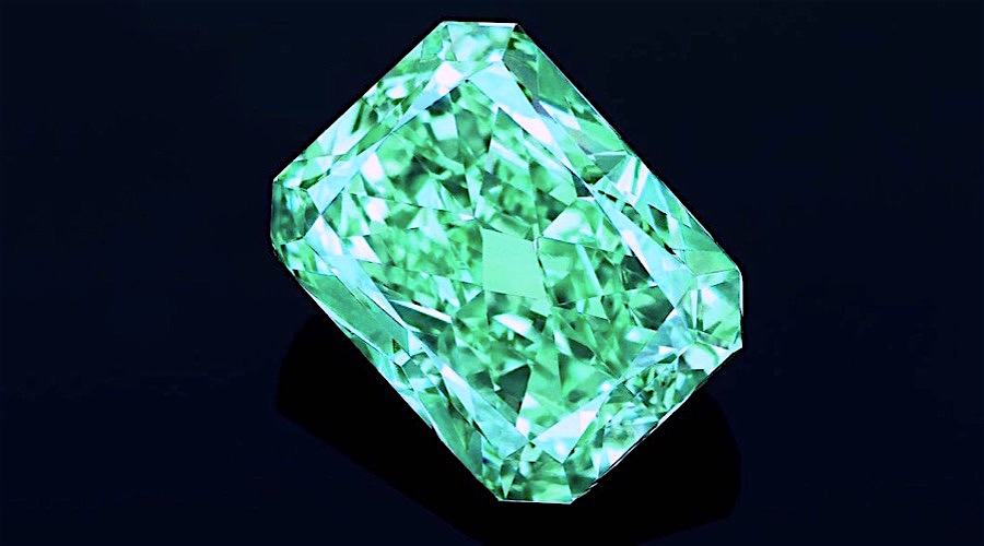 Aurora Green Diamond Sells for Record Breaking Price of $16.8 Million