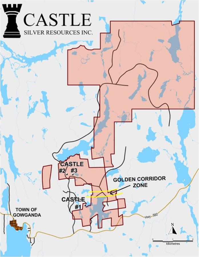 Castle Silver Resources - Focused on Cobalt and Silver - Essential Metals in Renewable Energy