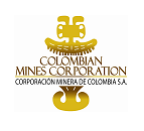 Colombian Mines Corporation - Gold, Copper and Silver in Colombia