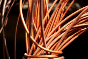 Copper Demand for Electric Cars to be Nine Times Higher by 2027