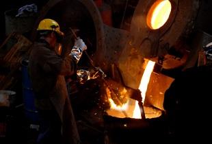 copper ore