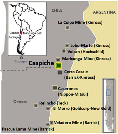 Exeter Resources - Developing a World-Class Gold-Copper Project in Chile