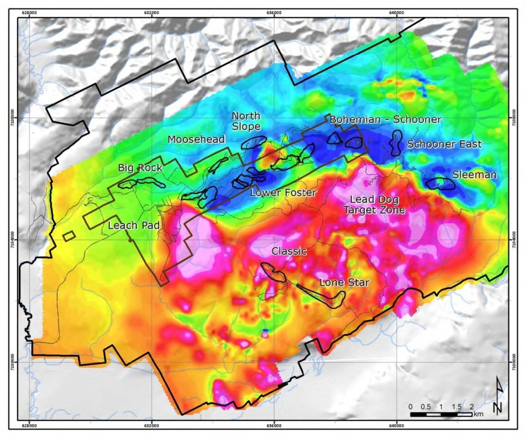 Golden Predator - Deep Value Gold Resources in Canada's Yukon