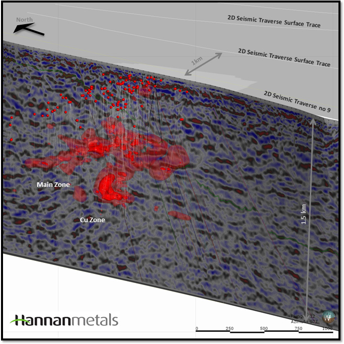 Hannan Metals - New Discovery in World-Class Zinc Jurisdiction of Ireland