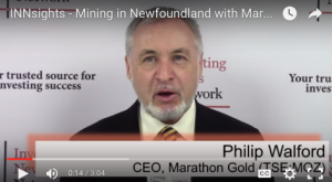 Mining in Newfoundland with Marathon Gold