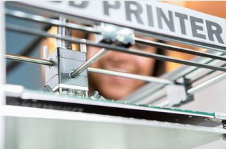 Desktop Metal Raises $115 Million for 3D Printing Technology