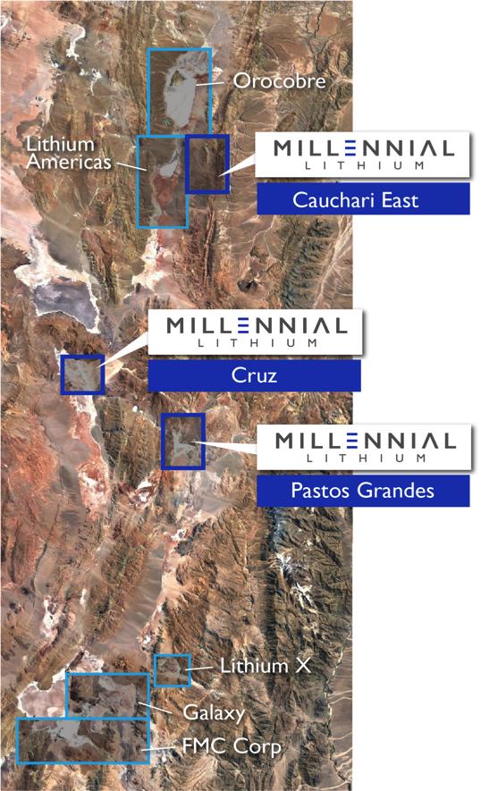 Millennial Lithium - Advancing Premium Portfolio in Argentina's Lithium Belt