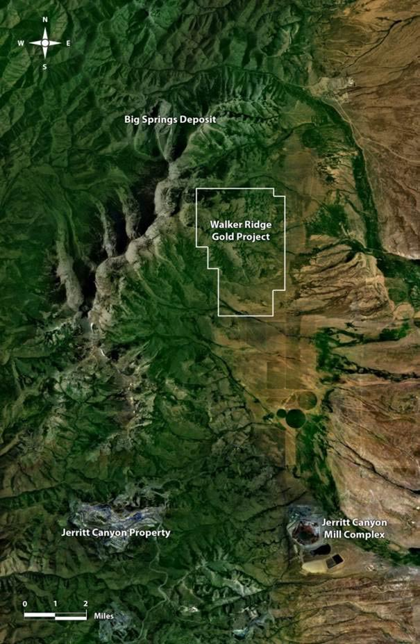 Nexus Gold - Innovative Carlin-type Gold Exploration in Nevada