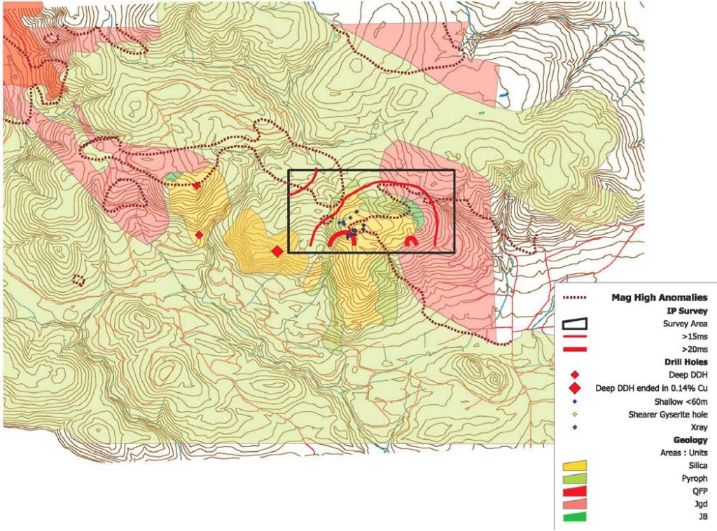 Northisle Copper and Gold - Advancing District-scale Copper and Gold Porphyry Project in British Columbia