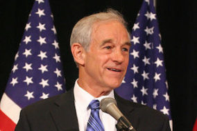 Ron Paul Says the Stock Market Could Crash 50 Percent —What's the Impact for Gold?