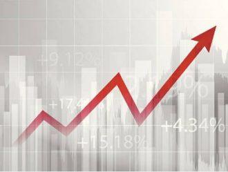 stock-surge