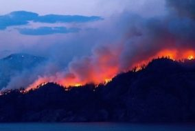 Wildfires Continue to Disrupt BC Copper Operations