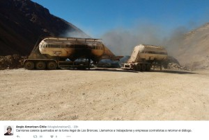 Anglo's Los Bronces mine in Chile to remain shut until safe to resume work